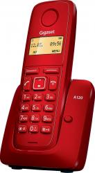 Telefon DECT Gigaset A120 Red Telefoane
