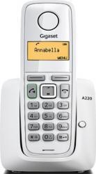 Telefon DECT Gigaset A220 Alb Telefoane