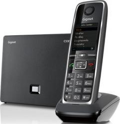 Telefon DECT Gigaset C530 IP Negru Telefoane
