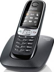 Telefon DECT Gigaset C620 Black Telefoane