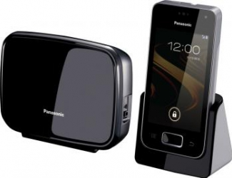 Telefon DECT Panasonic KX-PRX110 Negru