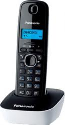 Telefon DECT Panasonic KX-TG1611FXW Alb-Negru Telefoane