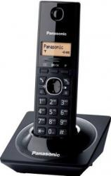 Telefon DECT Panasonic KX-TG1711FXB Negru Telefoane