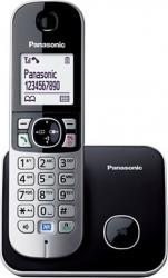 pret preturi Telefon DECT Panasonic KX-TG6811FXB Negru