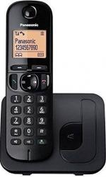 Telefon DECT Panasonic KX-TGC210FX Negru Telefoane