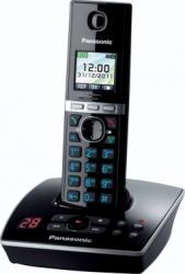 Telefon DECT Panasonic LCD color robot telefonic CID KX-TG8061FX Telefoane