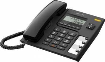 Telefon fix Alcatel T56 Negru Telefoane