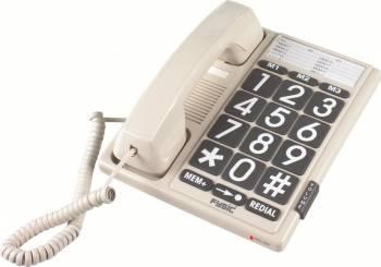 Telefon fix cu fir Fysic FX3100 Alb Telefoane