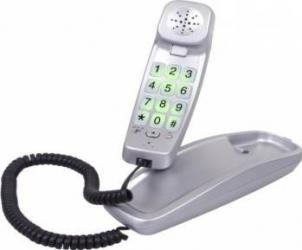 Telefon Fix Fysic FX3000 cu Taste Mari pentru Perete Telefoane