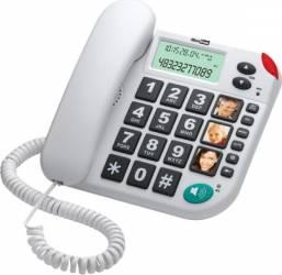 Telefon fix MaxCom KXT480 Alb