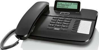 Telefon Gigaset DA710 Black Telefoane