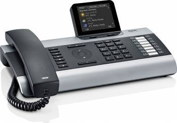 Telefon Gigaset DE900 IP PRO Black Telefoane