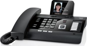 Telefon DECT Gigaset DL500A Negru