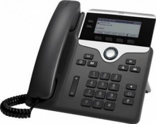 Telefon IP Cisco 7821 Black Telefoane