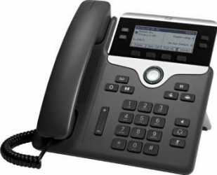 Telefon IP Cisco 7841 Black Telefoane