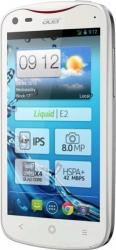 imagine Telefon Mobil Acer Liquid E2 Duo White ace2dwht