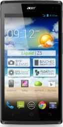 imagine Telefon Mobil Acer Liquid Z5 Dual Sim Gray hm.hdhes.001