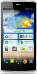 imagine Telefon Mobil Acer Liquid Z5 Dual Sim White hm.hd9es.001