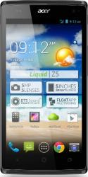 imagine Telefon Mobil Acer Liquid Z5 Single Sim Gray hm.hdkes.001