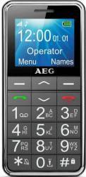 Telefon mobil AEG Voxtel M250 Black Telefoane Mobile