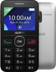 Telefon Mobil Alcatel 2008G Black-Silver Telefoane Mobile