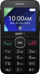 Telefon mobil Alcatel 2008G Black Telefoane Mobile