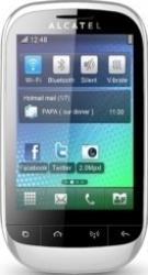 imagine Telefon Mobil Alcatel 720D Dual Sim White alc720dwhite