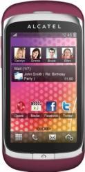 imagine Telefon Mobil Alcatel 818D Dual SIM Mistery Pink alc818dmp