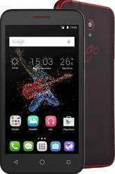Telefon Mobil Alcatel GoPlay 7048X 4G Black-Red Telefoane Mobile