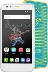 Telefon Mobil Alcatel GoPlay 7048X 4G White-Lime Telefoane Mobile