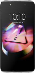 Telefon Mobil Alcatel Idol 4 Dual Sim 4G Metal Silver