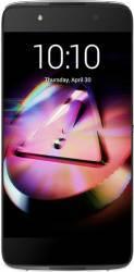 Telefon Mobil Alcatel Idol 4 Dual Sim 4G Dark Grey