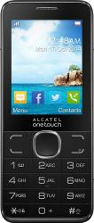 imagine Telefon Mobil Alcatel One Touch 2007D Dual SIM Dark Gray al-2007d-2aalro1
