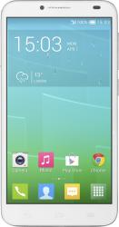 imagine Telefon Mobil Alcatel One Touch 6037K Idol 2 Dual SIM White 6037kwht