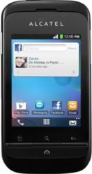 Telefon Mobil Alcatel One Touch OT-903 Dual SIM Black