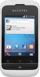 imagine Telefon Mobil Alcatel One Touch OT-903 Single SIM White atot903wh