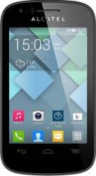 imagine Telefon Mobil Alcatel One Touch Pop C1 Single Sim Black tmalcpopc1blk