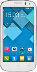 imagine Telefon Mobil Alcatel One Touch Pop C5 Single SIM White ot5036x2aal