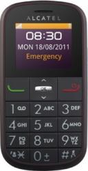 imagine Telefon Mobil Alcatel OT-282 Senior Brown 70492