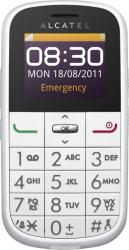imagine Telefon Mobil Alcatel OT-282 Senior White 69220