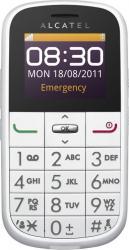 imagine Telefon Mobil Alcatel OT-282 Senior White 69220