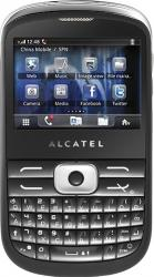 imagine Telefon Mobil Alcatel OT-819 Soul Wifi Black 86395