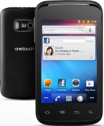 Telefon Mobil Alcatel OT-983 Smart Black Telefoane Mobile