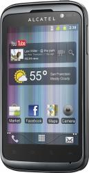 imagine Telefon Mobil Alcatel OT-991 Black 63092