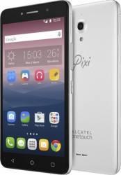 Telefon Mobil Alcatel Pixi 4 5 8GB Dual Sim Silver