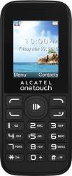 Telefon Mobil Alcatel Tiger L3 1052D Single Sim Black