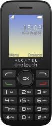 Telefon Mobil Alcatel Tiger X3 1016D Dual SIM White