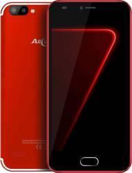 Telefon mobil AllCall Alpha Dual SIM Red Telefoane Mobile