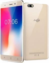 Telefon Mobil AllCall Madrid 8GB Dual Sim Auriu Telefoane Mobile
