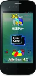 imagine Telefon Mobil Allview A5 DUO Black. a5 duo_resigilat
